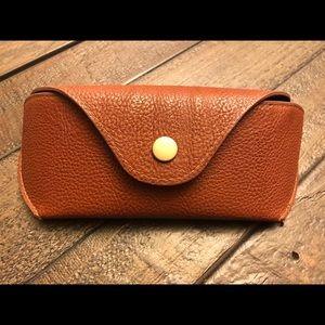 Leather Sunglasses Case by ALDO
